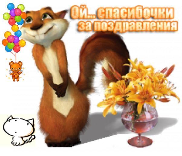 Как отвечать на поздравление с днем рождения на английском