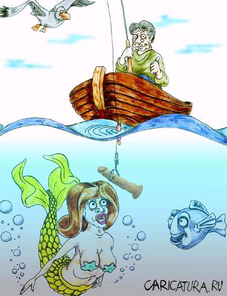 притча о удочке и рыбе