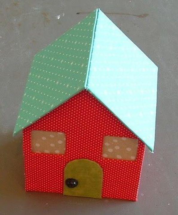 Как сделать маленький дом своими руками