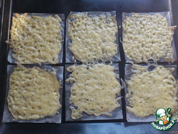 Как сделать корзиночки из сыра с фото