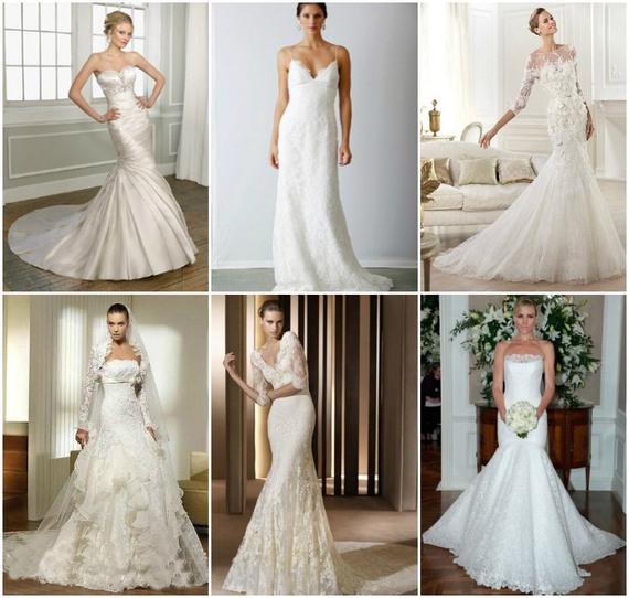 Свадебные платья во всем мире