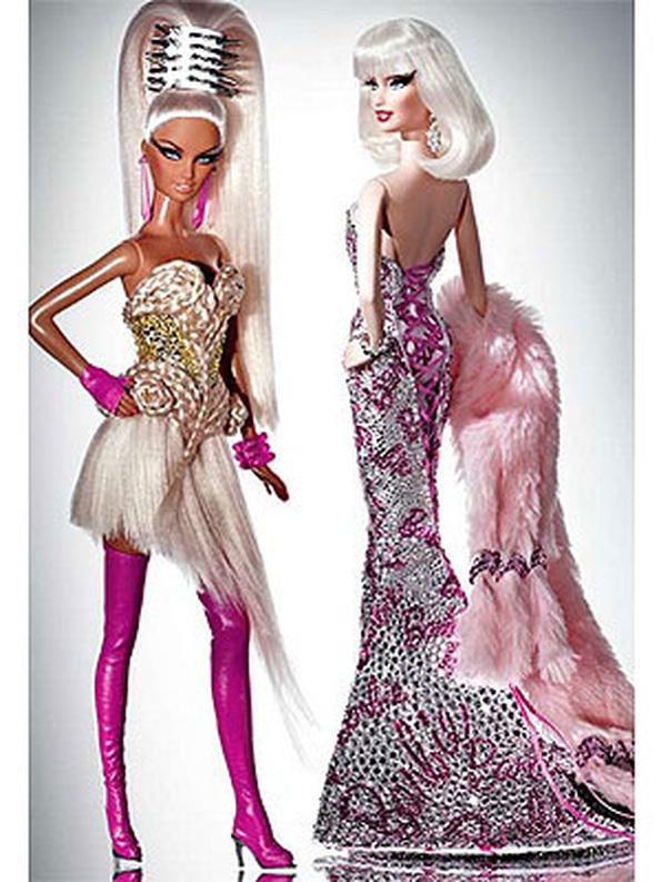 Что одевать куклам девушкам