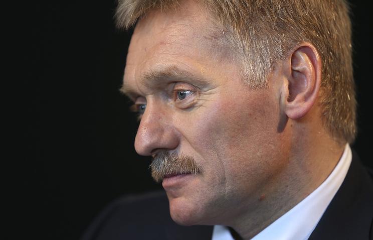 В Кремле сочли некорректным называть национализацию в Донбассе «отжимом»
