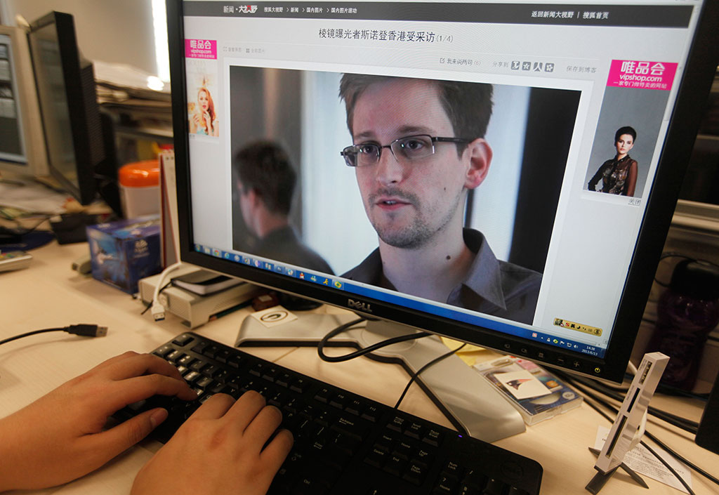 the global hunt for edward snowden essay