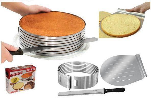 Как сделать форму для выпечки бисквита своими руками