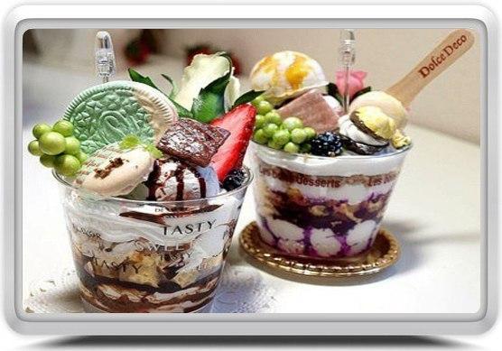 Вкусные рецепты десерта