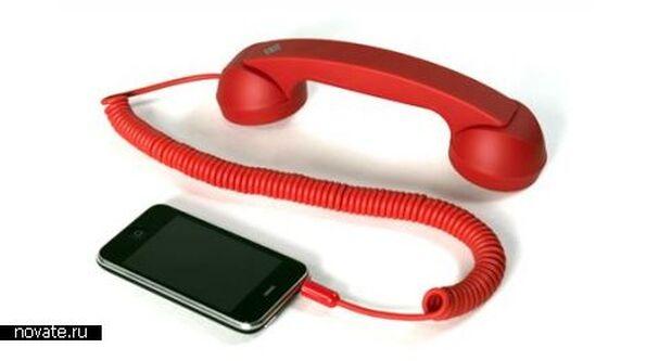 Трубка для мобильного телефона ретро bluetooth