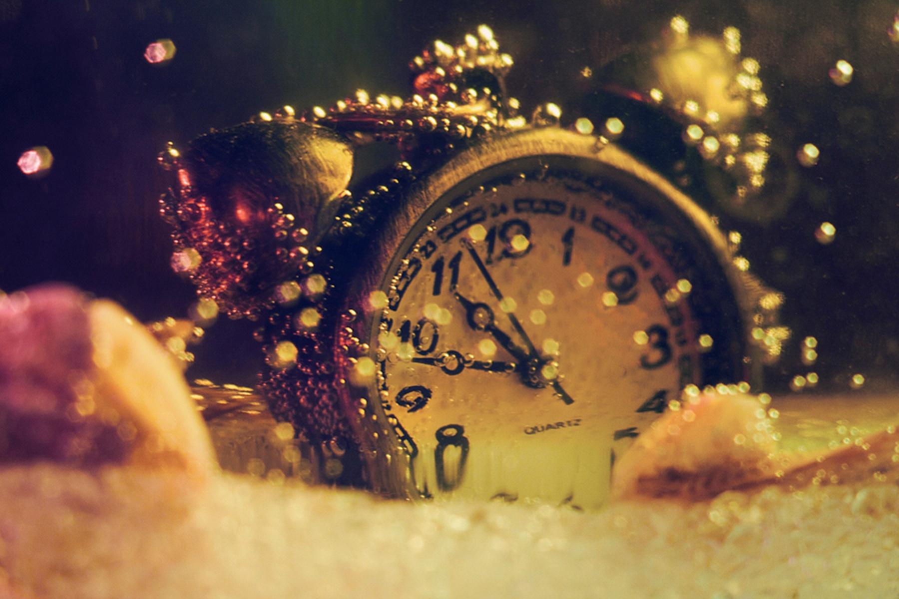 Когда загадывают желания на новый год и рождество