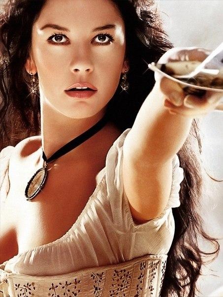Cathrine zeta jones movie