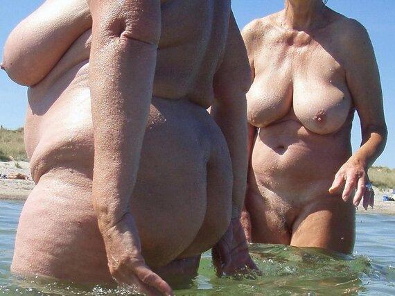 Толстые нудистки фото
