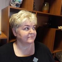 Франсуаза, 62 года, Весы, Москва