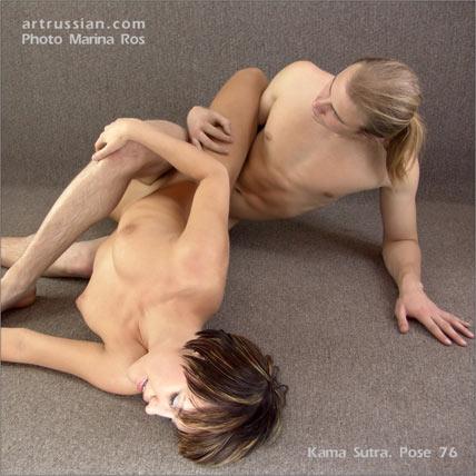 секс поза колыбель фото
