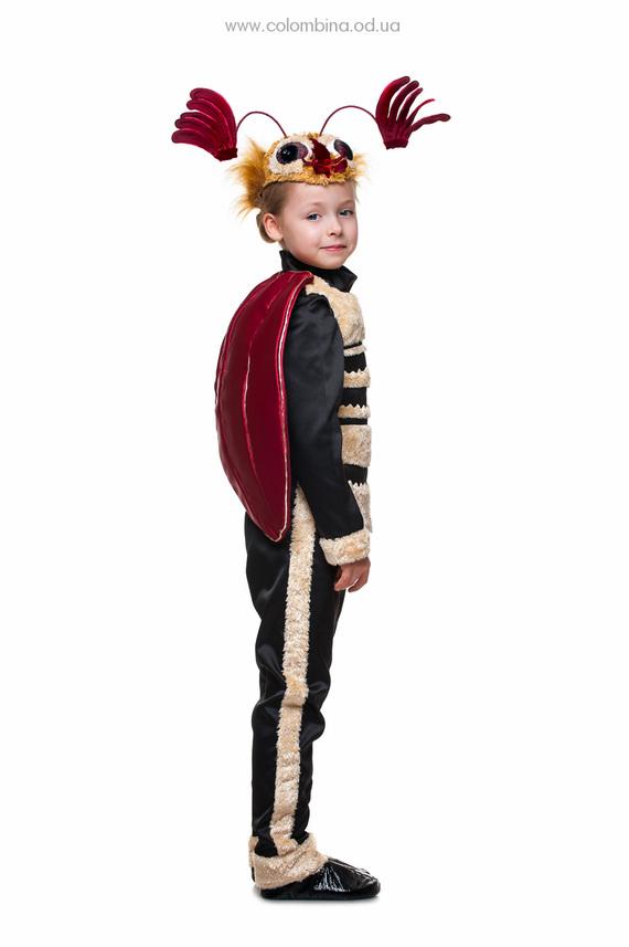 Маскарадный костюм жука своими руками