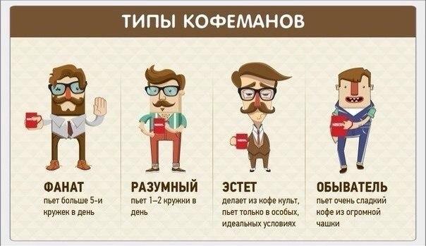 Анекдоты про кофеманов