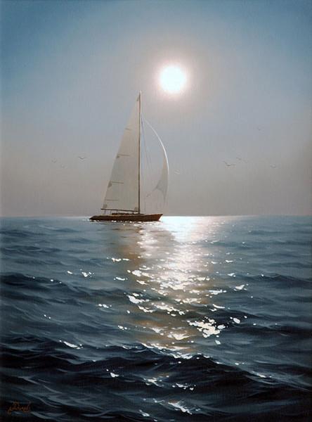стихотворение вековуха лодка