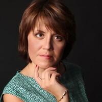 Ольга, 47 лет, Стрелец, Санкт-Петербург