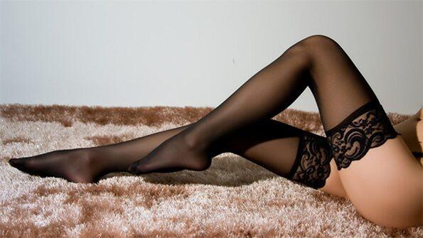 женское чулки фото