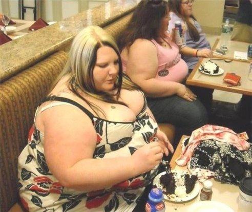фото самых толстых девушек голых