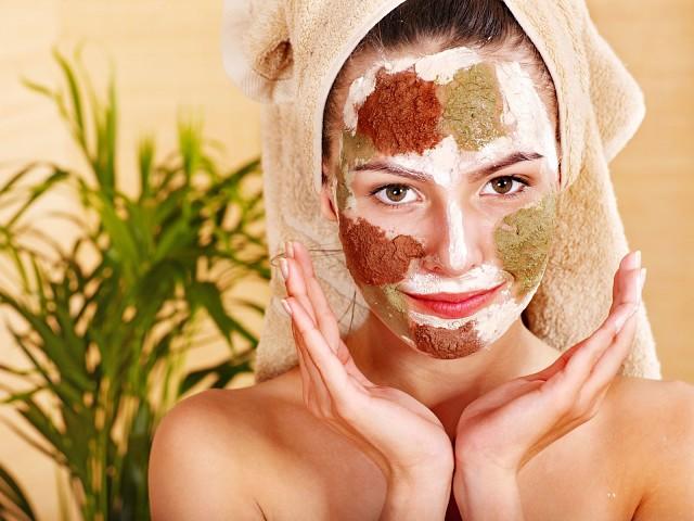 Маски жирной кожи лица в домашних условиях