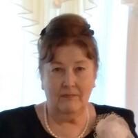 Надежда, 68 лет, Козерог, Томск
