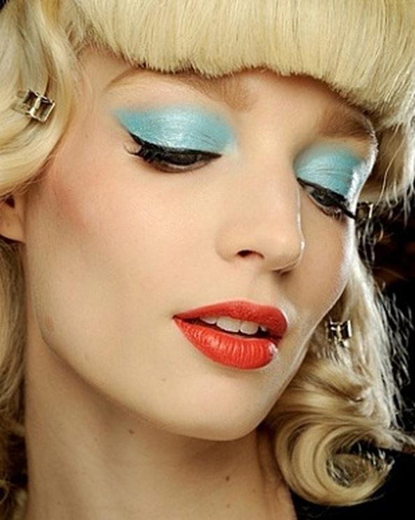 Будьте смелее макияж