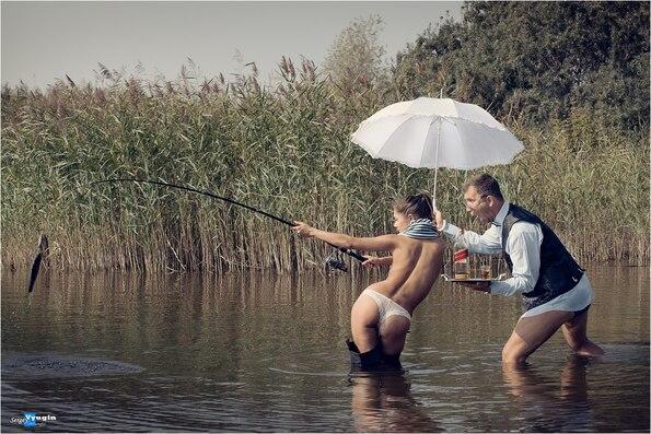 приходилось ли тебе быть на рыбалке не приключилось