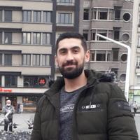 Камран Борец, 22 года, Скорпион, Стамбул