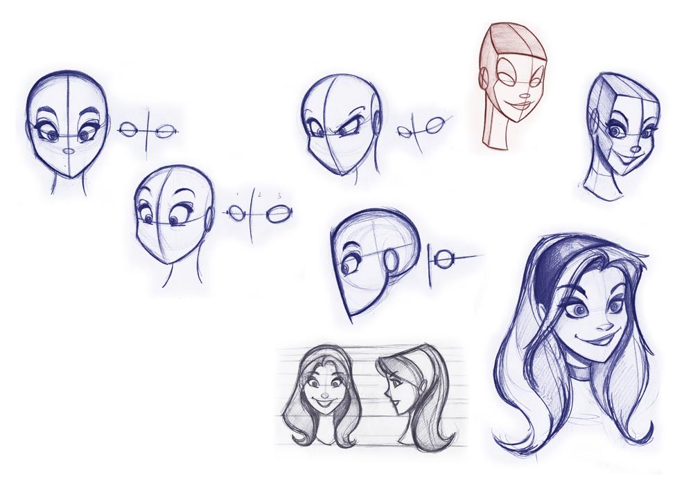 Как научиться рисовать людей в стиле комикс