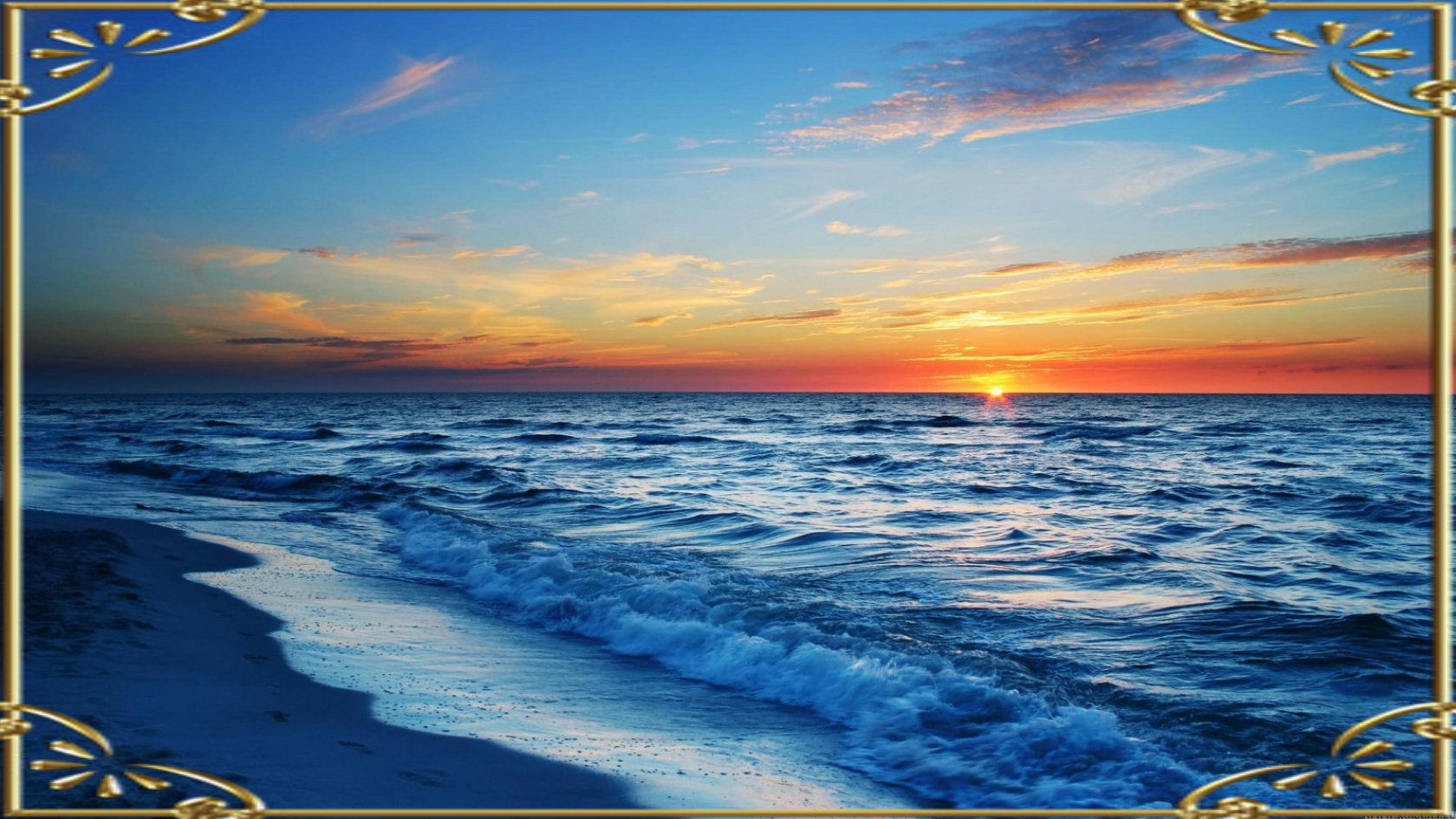 Картинки открытки фото небо голубое море голубое