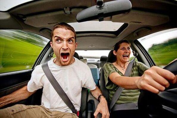 Видео как не бояться водить машину