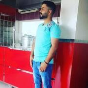 Kafeel Ahmad 27 Манама