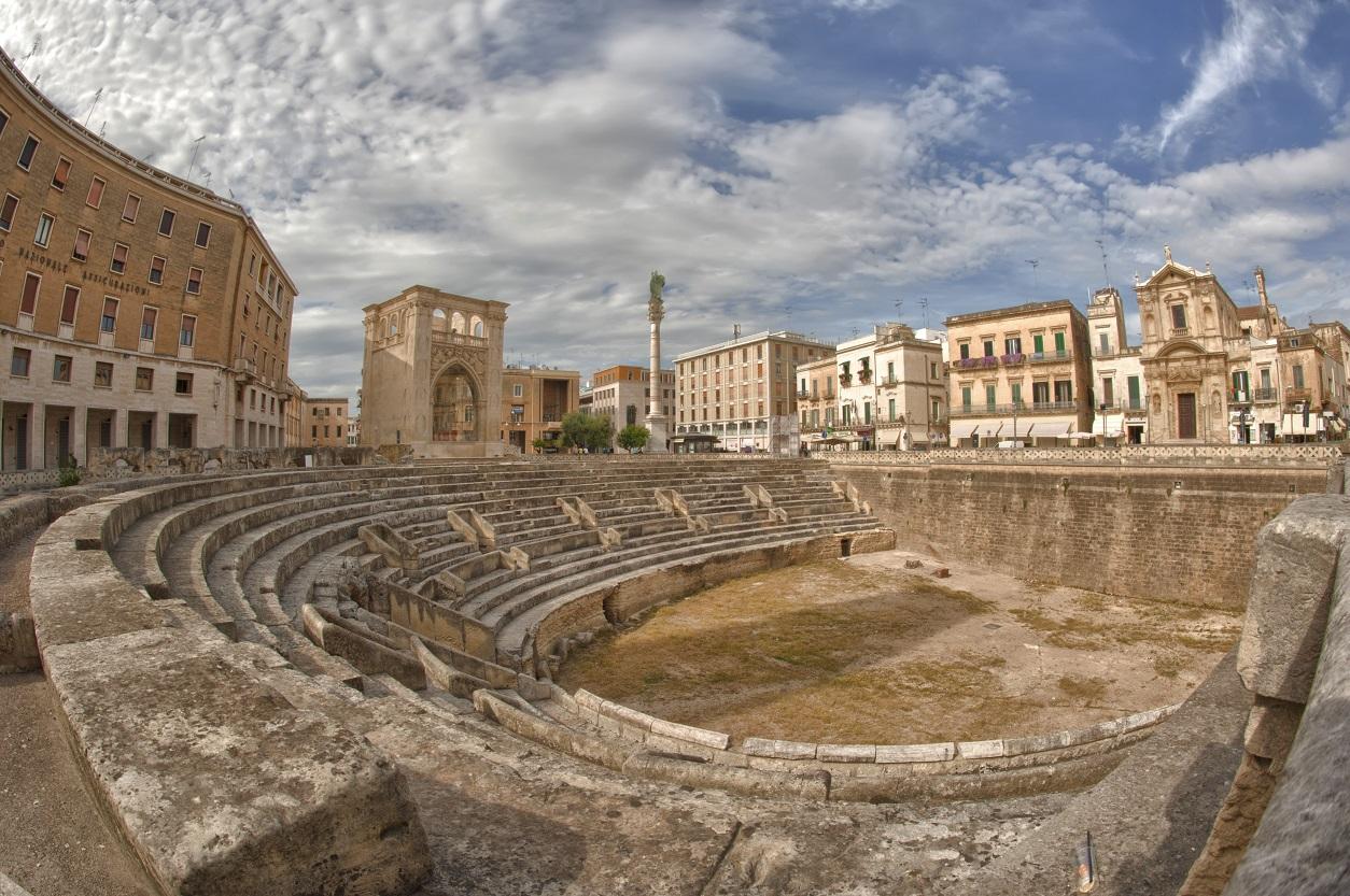 диетические италия город лече фото внешний