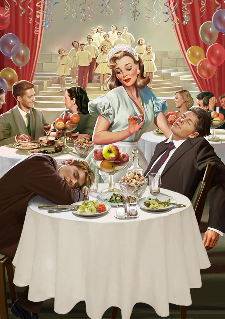 поздравление мужа за столом противном случае суп