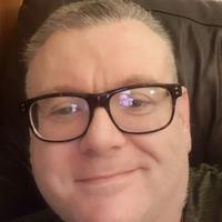 Del, 49 лет, Водолей, Глазго