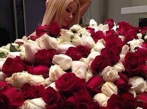 розы букеты большие фото