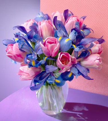 открытка цветы фото