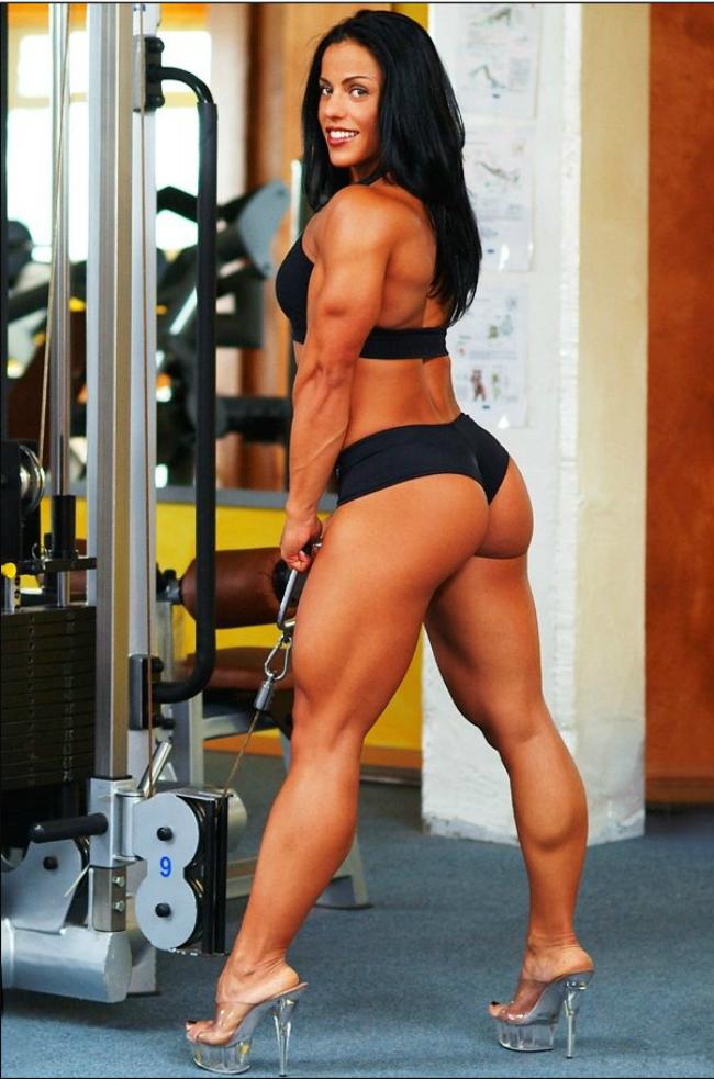 мускулистые пышки фото хочу отметить