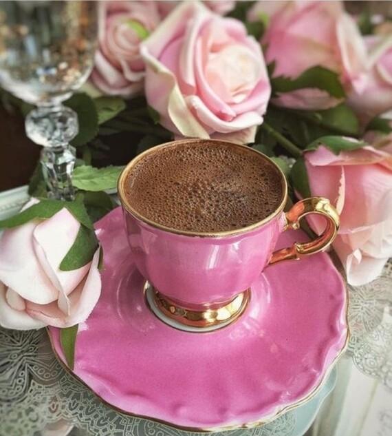Картинки с добрым утром чудесного дня кофе, надписями английском черные