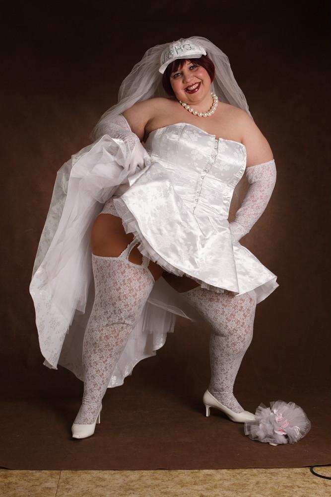Смешные картинки в свадебном платье