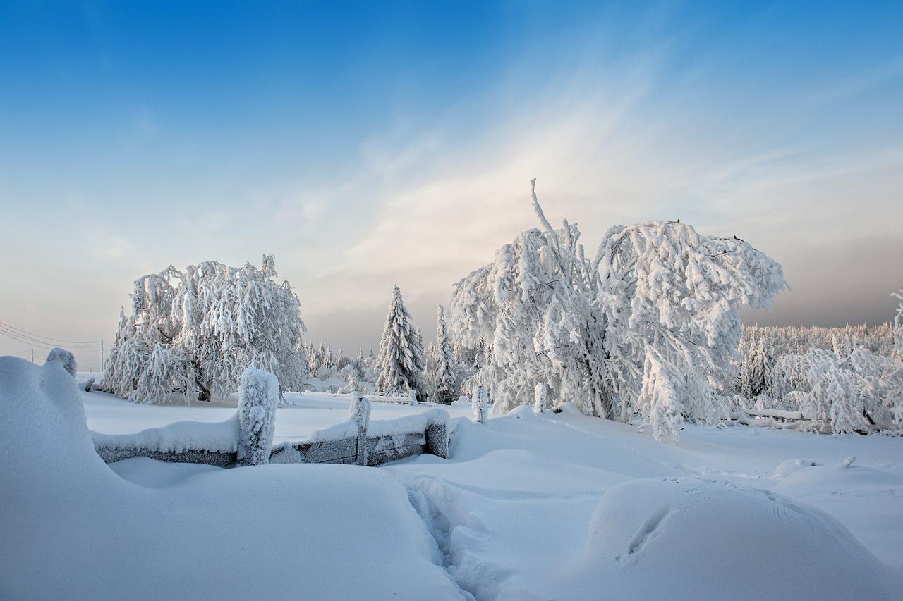 картинки красота русской зимы всегда хочется